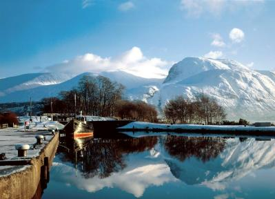 Book Budget Accommodation in Fort William Scotland